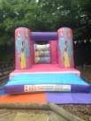 Disney Pink Princess 10ft x 12ft Bouncy Castle