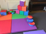 CN Events Multi coloured soft play